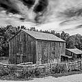 Livery Barn 17834 by Guy Whiteley