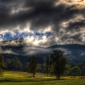 Living In The Clouds Of Western North Carolina by Greg and Chrystal Mimbs