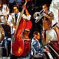 Living Jazz by Debra Hurd