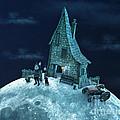 Living On The Moon by Jutta Maria Pusl