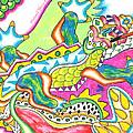 Ioli - Lizard by Michael Andrew Frain