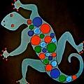 Lizard by Stephanie Moore