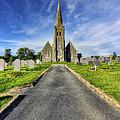 Llandinorwig Church by Ian Mitchell