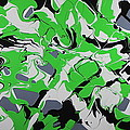 Lime Verve by Madeleine Arnett