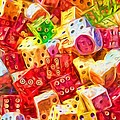 Loaded Dice by Alice Gipson