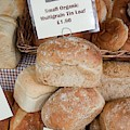 Loaves Of Organic Bread by Ashley Cooper