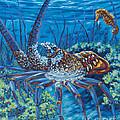 Lobster Season by Danielle  Perry