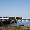 Lobster Wharf by Christiane Schulze Art And Photography