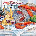 Lobsters Galore by Paul Brent