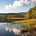 Loch Achray. Trossachs. Scotland by Jenny Rainbow