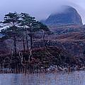 Loch Druim Suardalain by Tom Daniel