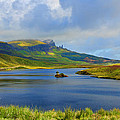 Loch Fada To The Storr by Chris Thaxter
