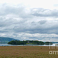 Loch Leven Island by Phil Banks
