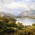 Loch Lomond, 1861 by Horatio McCulloch