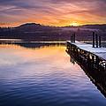 Loch Lomond Dawn by Paul Bradburn