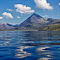 Loch Scavaig by David Pringle