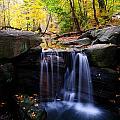 Loch Waterfall by Soon Ming Tsang