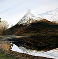 Lochleven Reflections by Fay Reid