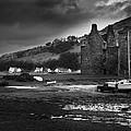 Lochranza Castle by Ross G Strachan