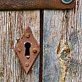 Lock by Jouko Lehto