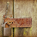 Locked Shut by Marilyn Wilson