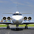 Lockheed Jetstar 2 by Dan Myers
