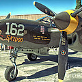 Lockheed P-38 - 162 Skidoo - 07 by Gregory Dyer