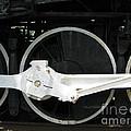 Locomotive Wheels 2 by Michael Krek
