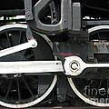 Locomotive Wheels by Michael Krek
