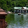 Loeb Boathouse Central Park by Amy Cicconi