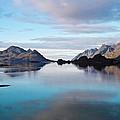 Lofoten Islands Water World by Heiko Koehrer-Wagner