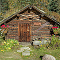 Log Cabin Kantishna, Alaska, Mnt by Panoramic Images