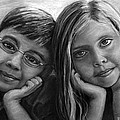 Logan And Ashlyn Commission by Richelle Siska
