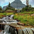Logan Cascades by Ryan Smith