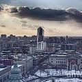 Logan Circle Philly V2 by Douglas Barnard