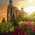 Logan Temple Garden by Dustin  LeFevre