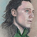 Loki From The Avengers by Christine Jepsen