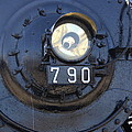 Lokomotive No 790 - Illinois Central by Christiane Schulze Art And Photography