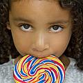 Lollipop by Evelina Kremsdorf