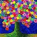 Lollipop Tree 2 by Michele Brewer