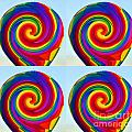 Lollipops by Tina M Wenger
