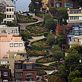 Lombard Street by David Salter