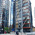 London Buildings 1 by Robert Johnson