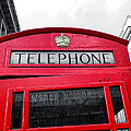 London Calling by Connie Handscomb