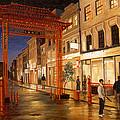 London Chinatown by Paul Krapf