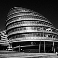 London City Hall England Uk by Joe Fox