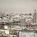 London Cityscape by Elena Elisseeva