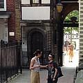 London Couple  by Lois Ivancin Tavaf