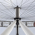 London Eye by Alfio Finocchiaro