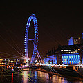 London At Night by Doc Braham
